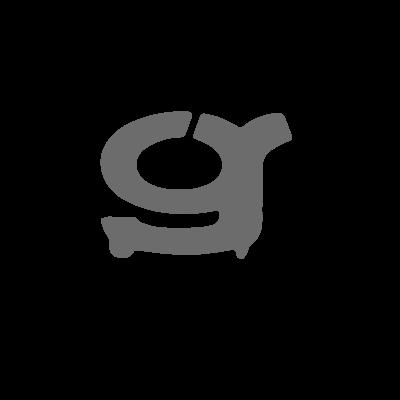 Freescoot Big Sticker Black